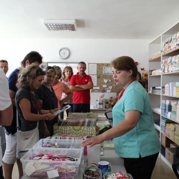 Družobná návšteva priateľov z Jakubova  ČR