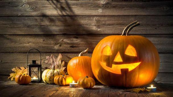 Halloweensky strašidelný piatok