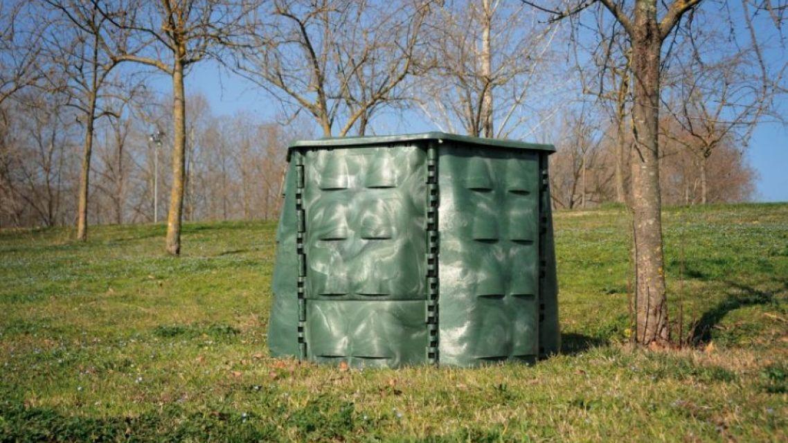 Kompostery do domácností
