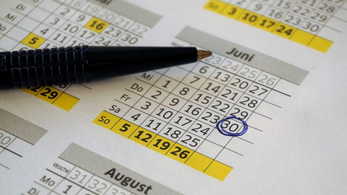 Kalendár zberu separovaného a komunálneho odpadu na I. polrok 2021